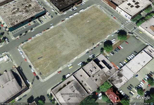 google aerial