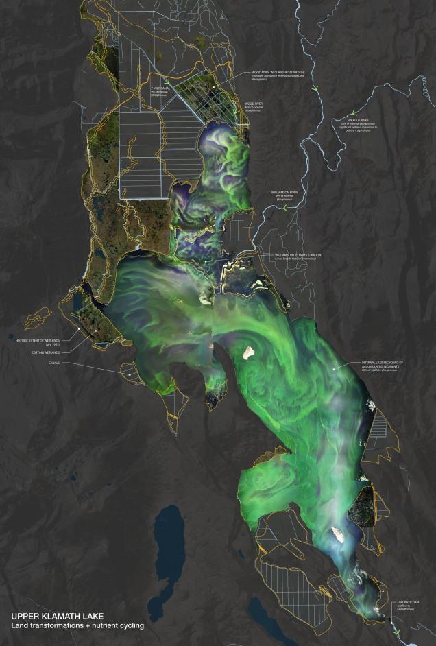 Upper Klamath Lake_Rivers
