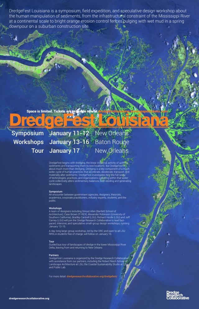 DredgeFest-Louisiana_Poster_11x17